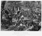 Posterazzi: Battle Of Wyoming 1778 Nthe American Defeat At ...