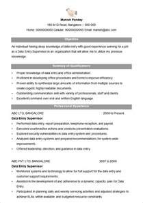 Exle Of Resume Format For by Best Resume Formats 40 Free Sles Exles Format
