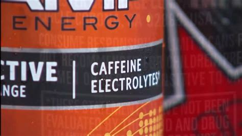 Put down that pick me up: Doctors warn drinking too much caffeine can be dangerous   WBFF