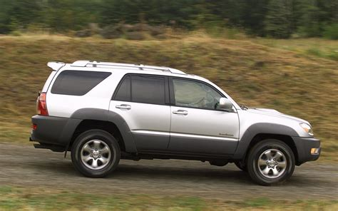 2003 Toyota 4runner by 2003 Toyota 4runner Information And Photos Zomb Drive
