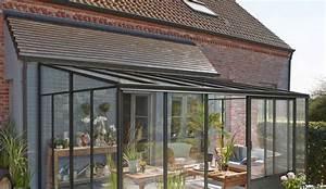 installer une veranda prix infos a connaitre pour ne With porte d entrée alu avec chauffage infrarouge salle de bain castorama