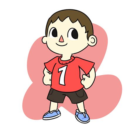villager  jamtoon  deviantart