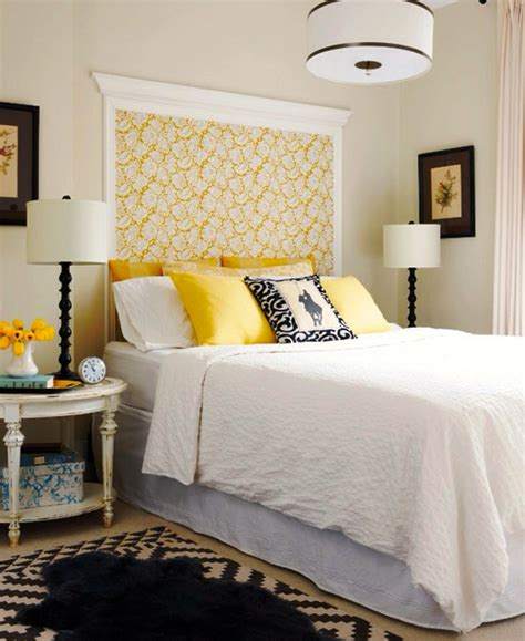 Fabric Headboard by 10 Fabric Headboard Ideas For Your Bedroom