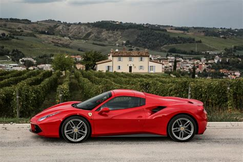 The ferrari 488 type f142m is a mid engine sports car produced by the italian automobile manufacturer fe. 2015 Ferrari 488 GTB Spider Gallery   Ferrari   SuperCars.net