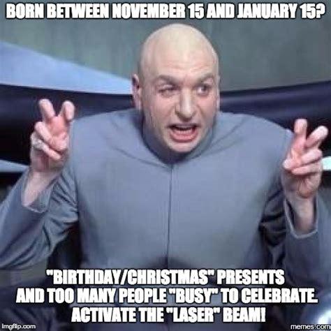 Meme Dr - dr evil birthday imgflip