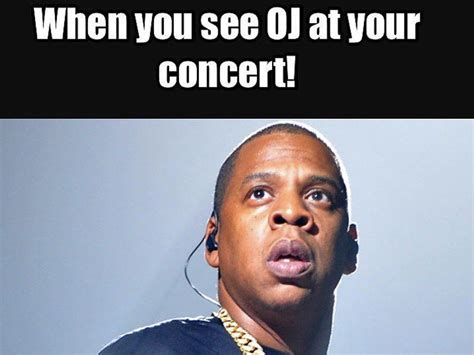 Oj Meme - these 10 oj simpson memes remind us why jay z should be very very very concerned jigga