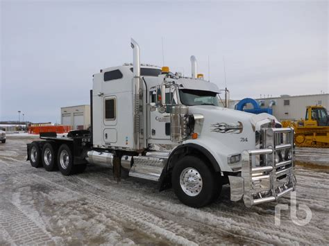 kw tractor 2014 kenworth t800 sleeper truck tractor tri a lot 86