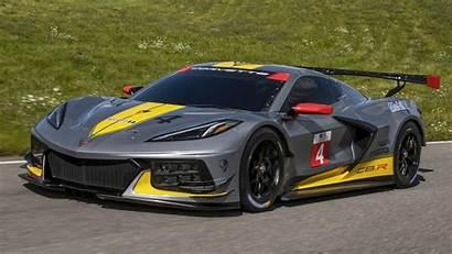 Corvette C8 Race Engine Mid Chevrolet C8r