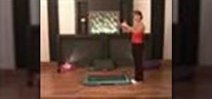 How To Do Basic Step Aerobics U00ab Cardio Workout