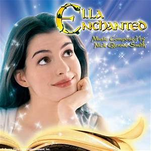 T/F:Ella Enchanted is Anne Hathaway's first Disney movie ...