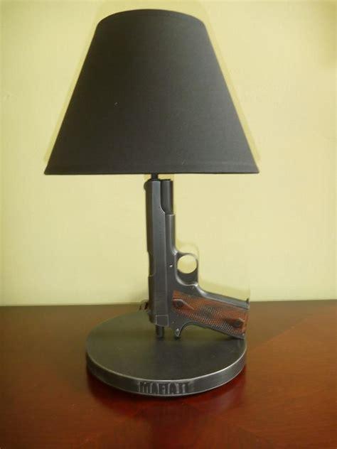 Starck Gun Lamp by Gaming Nexus Gets A Mafia Ii Gun Lamp Gaming Nexus