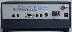 Used Icom R75 Receiver Ic