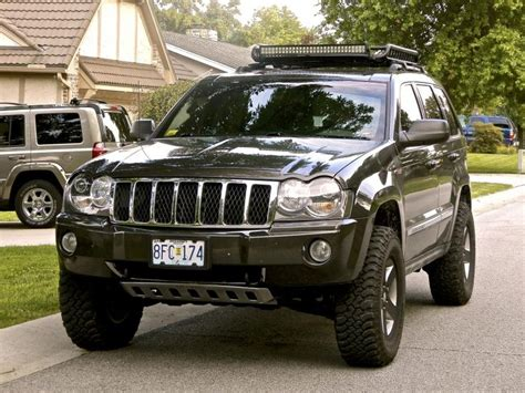 Jeep Grand Light Bar by 25 Best Jeep Wk Ideas On 2005 Jeep Grand