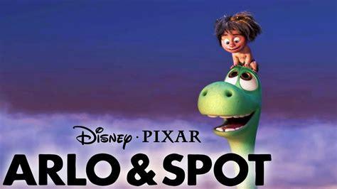 das pixar vermaechtnis  jahre freundschaft wie bei arlo