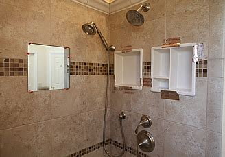 shower shelf installation shower shelf shoo niche recessed showering shelves niches