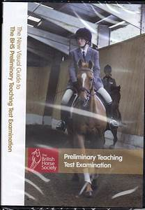 Dvd The New Visual Guide To The Bhs Preliminary Teaching