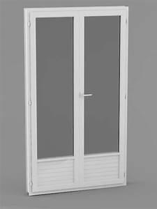 Prix Porte Fenetre Double Vitrage : prix d une porte fenetre pvc double vitrage ~ Edinachiropracticcenter.com Idées de Décoration