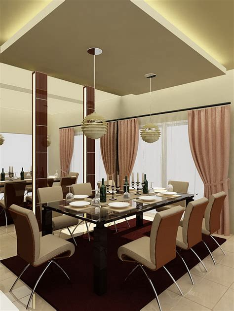 Modern Dining Room Design Ideas At Home Design Concept Ideas