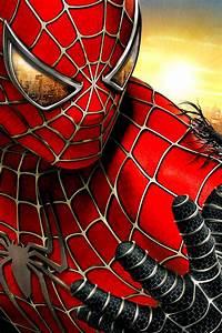 Spider Man iPhone Wallpaper - WallpaperSafari