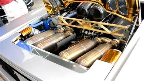 mclaren f1 lm engine details hd youtube