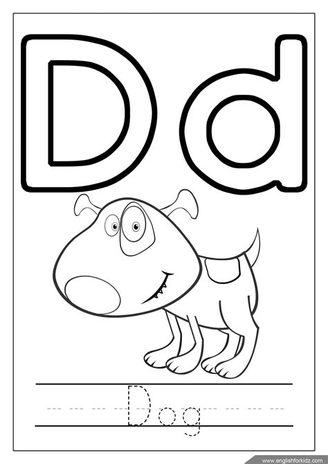 Coloring Alphabet Letters by Printable Alphabet Coloring Pages Letters A J