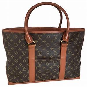 Louis Vuitton Weekender : louis vuitton weekender brown leather tote tradesy ~ Watch28wear.com Haus und Dekorationen