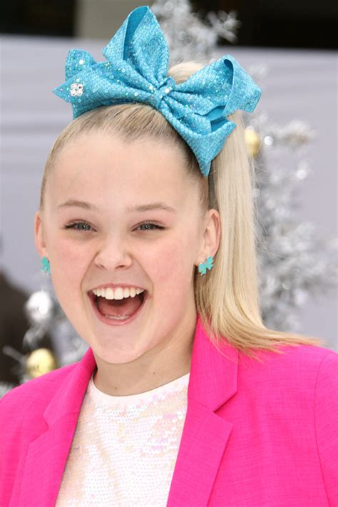 Brown Hair Jojo Siwa