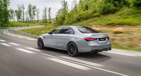 Explore the amg e 63 s sedan, including specifications, key features, packages and more. Facelifted 2021 Mercedes-AMG E63 Outed Before Tomorrow's Unveiling - Today's Automobile News