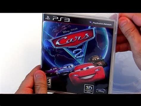 Ps3 Cars 2 The Video Game From Pixar Disney Playstation3