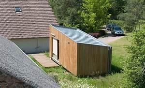 Prix M2 Extension Maison Parpaing : petite maison en bois construction d 39 une petite maison type extension bois ~ Melissatoandfro.com Idées de Décoration