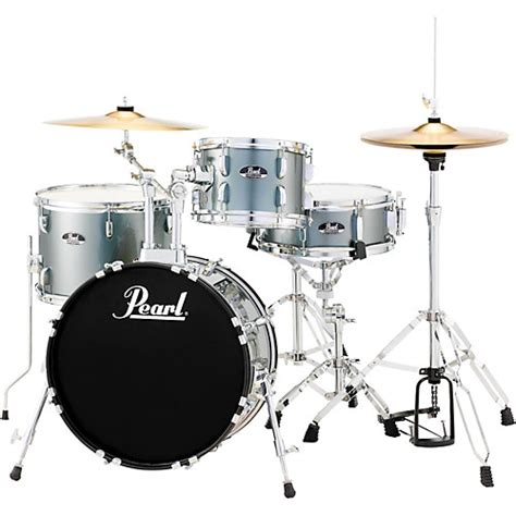 Pearl Roadshow 4piece Jazz Drum Set  Musician's Friend