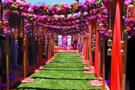 Indian Wedding Hall Decorations Ideas