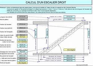 Calcul Escalier Quart Tournant : escalier droit ou quart tournant droit ~ Dailycaller-alerts.com Idées de Décoration