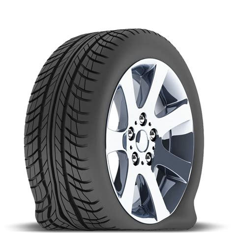 Flat Tyre Png Transparent Flat Tyre.png Images.