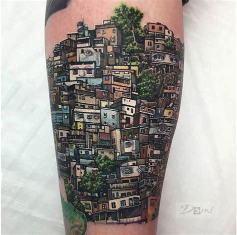 Fake Tattoo Neck Sleeve