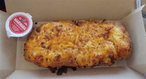 Stuffed Cheesy Bread  Picture Of Domino's Pizza, Grand