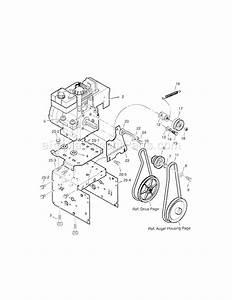 Craftsman 536887992 Parts List And Diagram