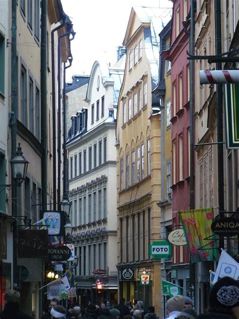 Sweet Home Sweden: Old Town of Stockholm