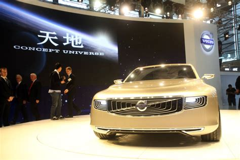volvo ceo considers selling chinese  cars  america