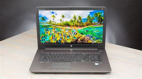 hp zbook 17 g4 review rating pcmag