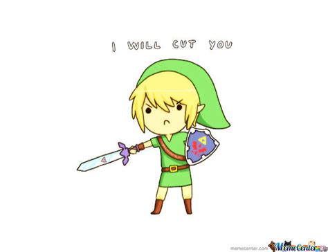 Link Don't Mess Around By Ghghghghg