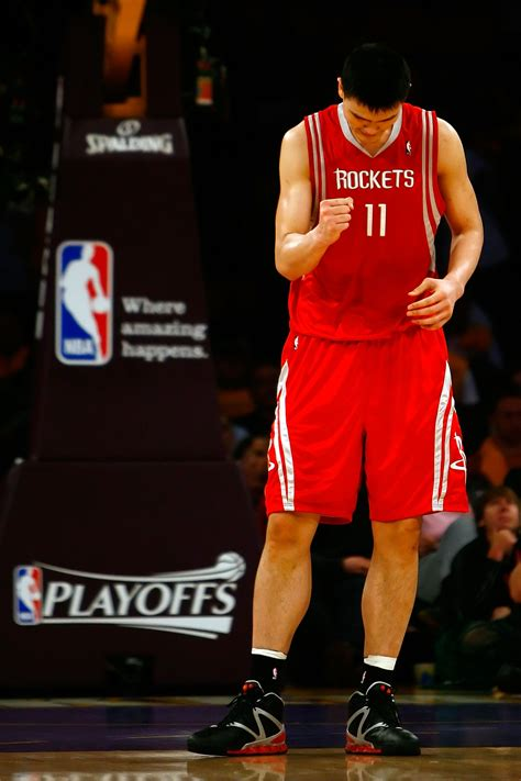 yao ming  eras  influential nbaers sports