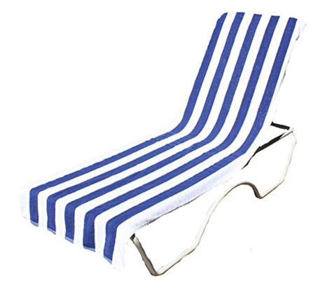 j m home fashions lounge chair towel with fitted
