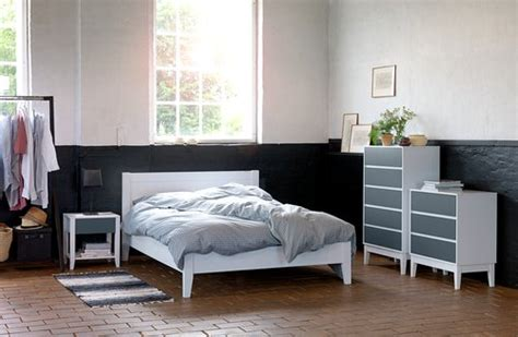bed frame tinglev super king white jysk