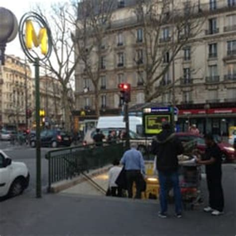 porte de clignancourt metro transports en commun yelp