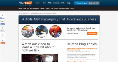 Web Marketing Agency by Web Talent Marketing Best Seo Agencies