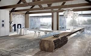 Küchenideen U Form : eine moderne kochinsel f r luxuri se k chen freshouse ~ Eleganceandgraceweddings.com Haus und Dekorationen