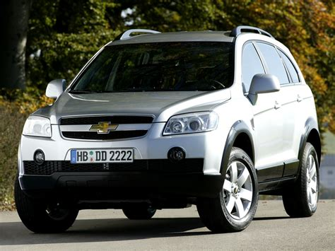 Review Chevrolet Captiva by Chevrolet Captiva 2012 Review Amazing Pictures And