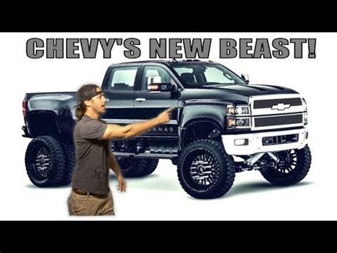 The Brand New Chevy 4500! Youtube