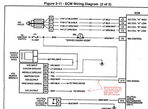 Wire Speed Sensor Sender Clublexus Lexus Forum